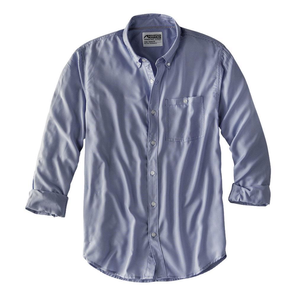 Mountain Khakis Men's Passport EC Long Sleeve Shirt CAYPSO