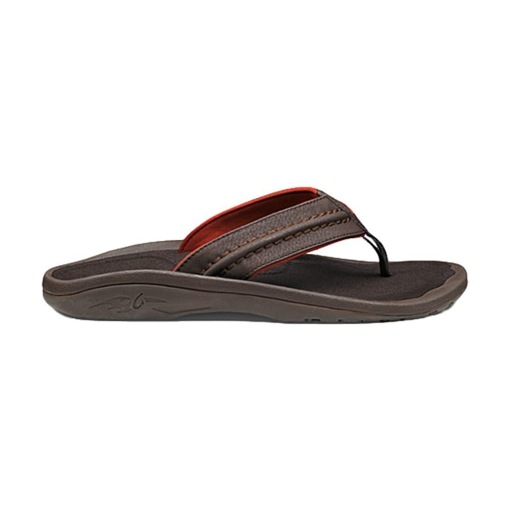 OluKai Men's Hokua Sandals DKJAVA