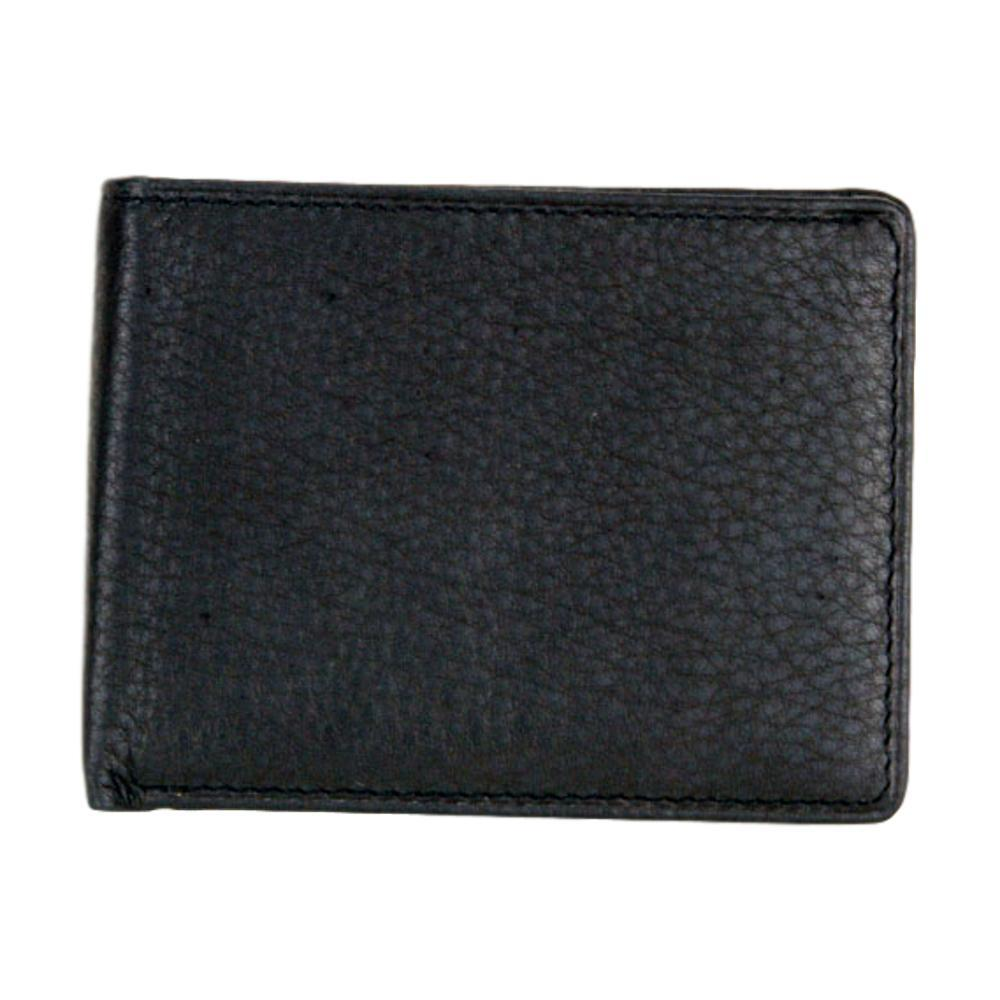 Osgoode Marley RFID Ultra Mini with ID Wallet BLACK