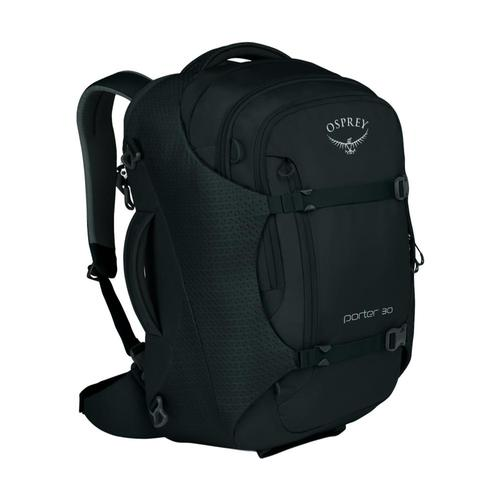 Osprey Porter 30 Travel Pack Black