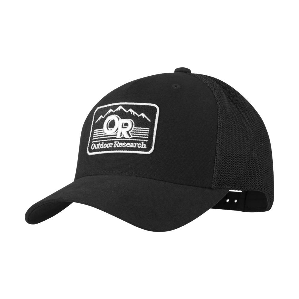 Outdoor Research Advocate Trucker Cap BLACK_001