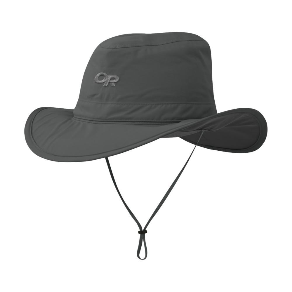 Outdoor Research Ghost Rain Hat CHARCOAL_890