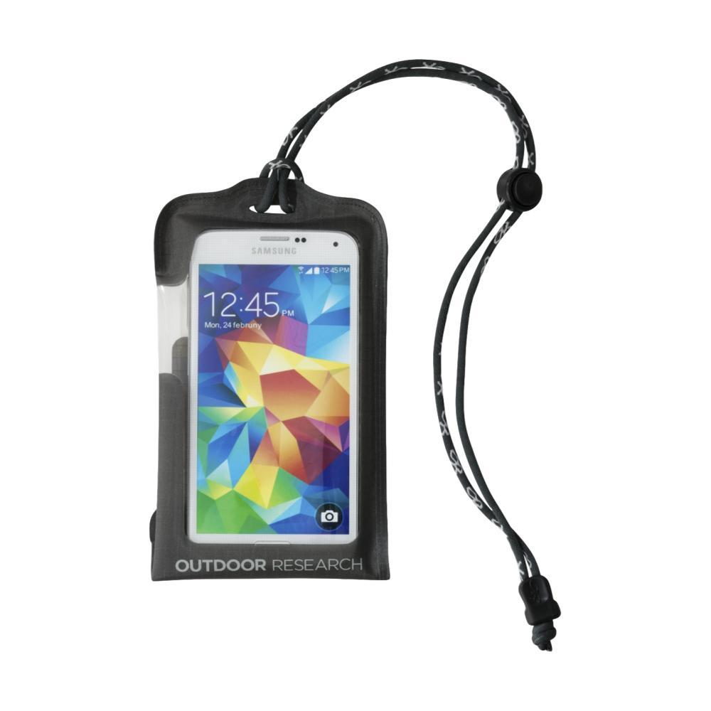 Outdoor Research Sensor Dry Pocket Large CHARCOAL_890