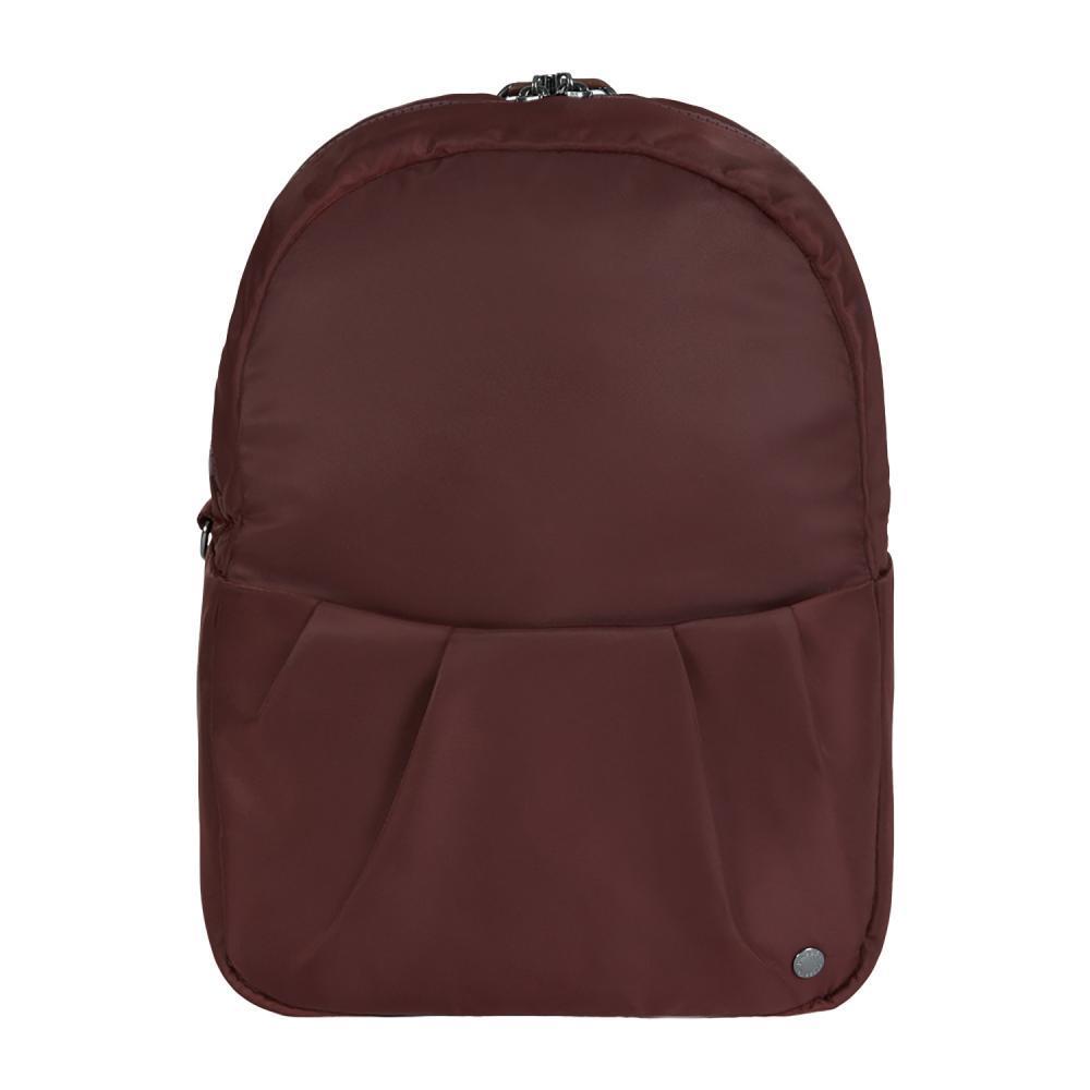 Pacsafe Citysafe CX Anti-Theft Convertible Backpack MERLOT_319