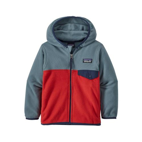 Patagonia Baby Micro D Snap-T Jacket Fire_fre