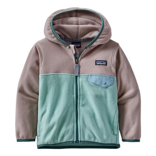 Patagonia Baby Micro D Snap-T Jacket Gpsgrn_gypg