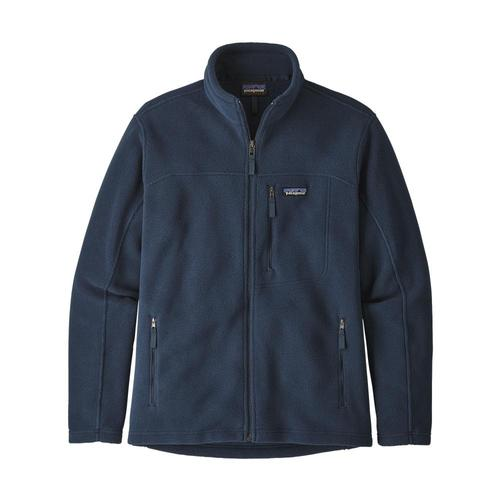 Patagonia Men's Classic Synchilla Jacket Navy_nena