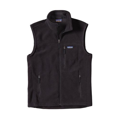 Patagonia Men's Classic Synchilla Fleece Vest Blk