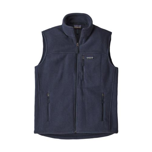 Patagonia Men's Classic Synchilla Fleece Vest Navy_nena