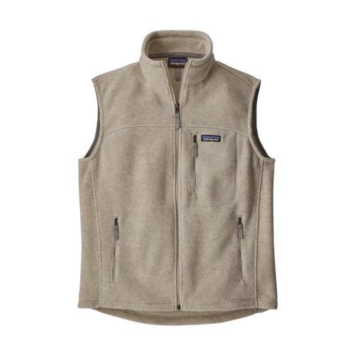Patagonia Men's Classic Synchilla Fleece Vest Oatmeal_oat
