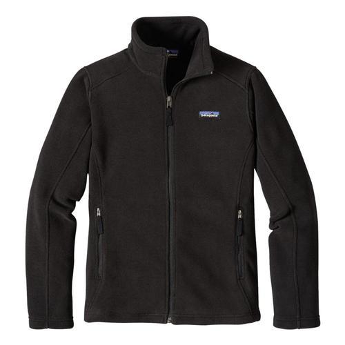 Patagonia Women's Classic Synchilla Jacket Black_blk