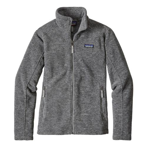 Patagonia Women's Classic Synchilla Jacket NICKEL_NKL