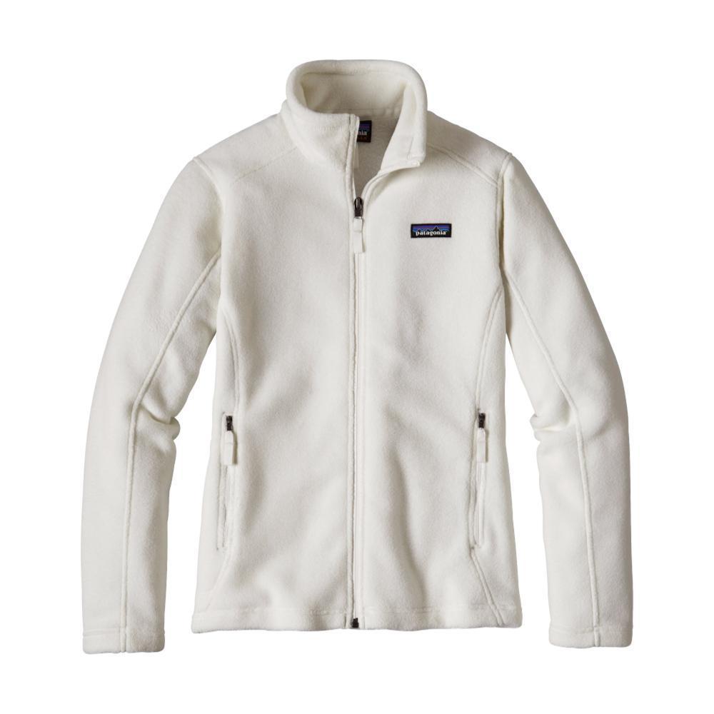 Patagonia Women's Classic Synchilla Jacket WHITE_BCW