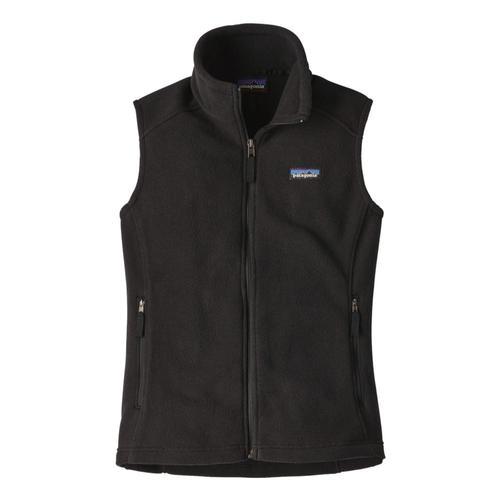 Patagonia Women's Classic Synchilla Vest Black_blk