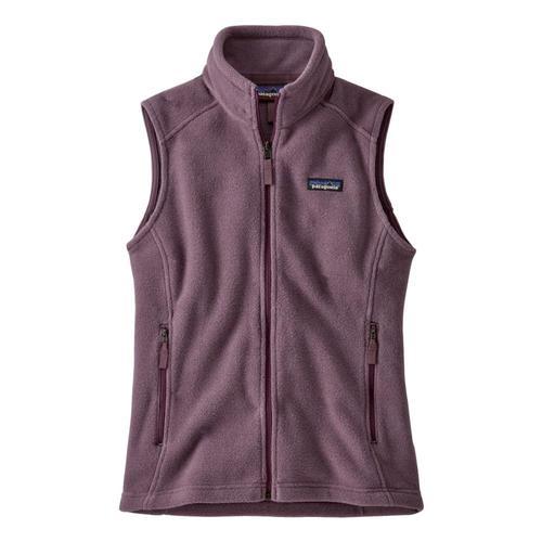 Patagonia Women's Classic Synchilla Vest Purple_hysp