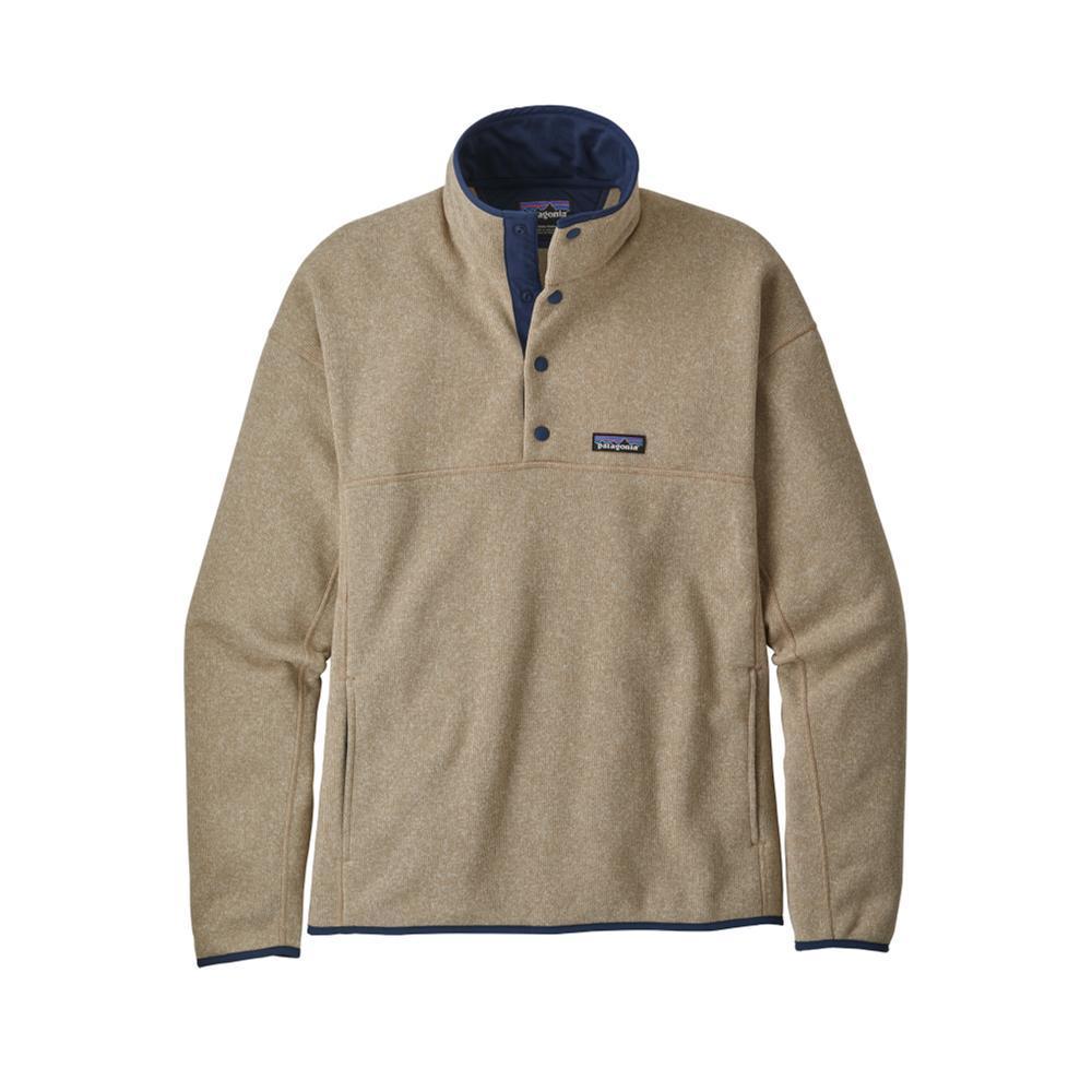 Patagonia Men's Lightweight Better Sweater Marsupial Fleece Pullover KHAKI_ELKH