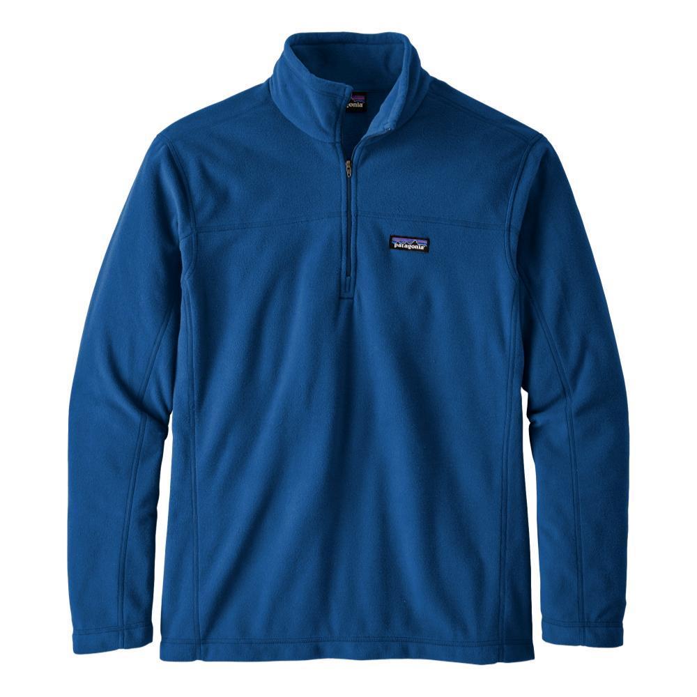 Patagonia Men's Micro D Fleece Pullover BLUE_SPRB