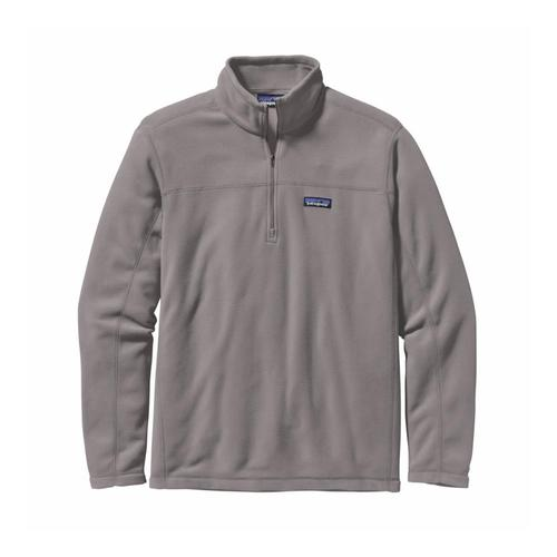 Patagonia Men's Micro D Fleece Pullover Fea_grey