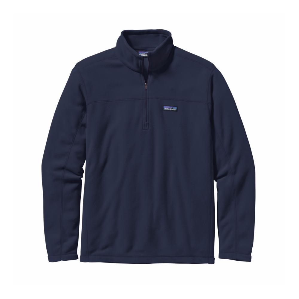 Patagonia Men's Micro D Fleece Pullover NVYB_BLUE