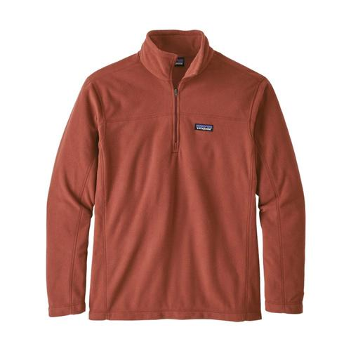 Patagonia Men's Micro D Fleece Pullover Red_spre