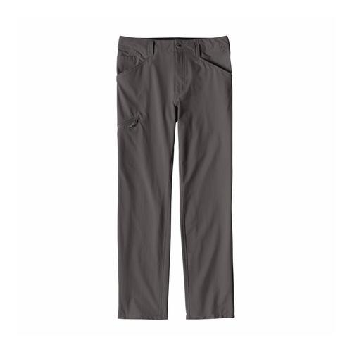 Patagonia Men's Quandary Pants - 34in Inseam Fge_grey