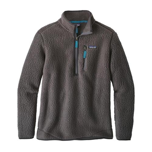 Patagonia Men's Retro Pile Fleece Pullover Fge_grey