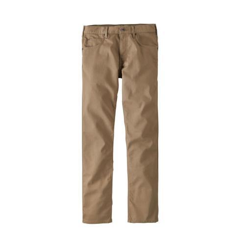 Patagonia Men's Performance Twill Jeans - Regular Mjvk_khaki