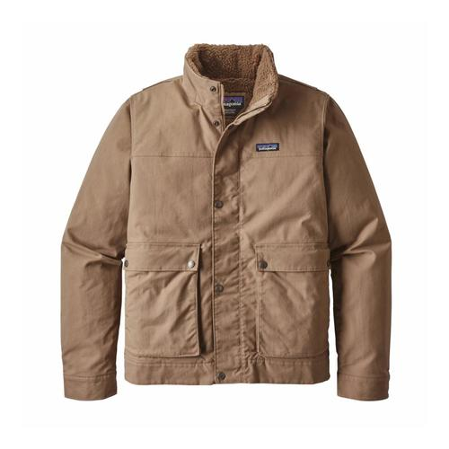 Patagonia Men's Maple Grove Canvas Jacket Mjvk_khaki