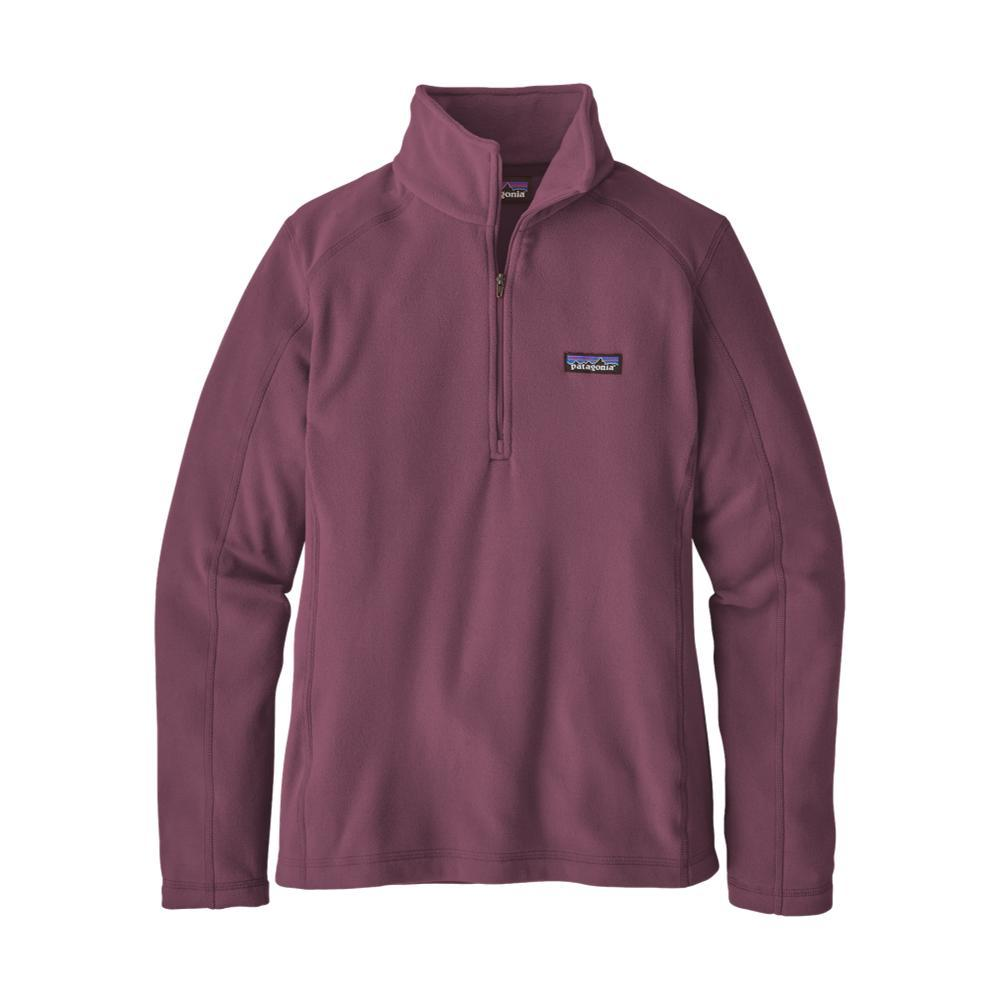Patagonia Women's Micro D 1/4-Zip Fleece BALSAMIC_LIT