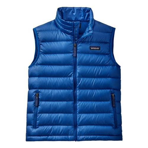 Patagonia Boys Down Sweater Vest Byblu_bybl