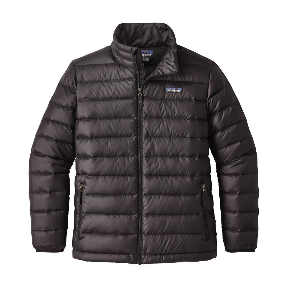Patagonia Boys Down Sweater Jacket BLACK_BLK