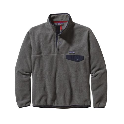 Patagonia Men's Lightweight Synchilla Snap-T Fleece Pullover Nknv_nick