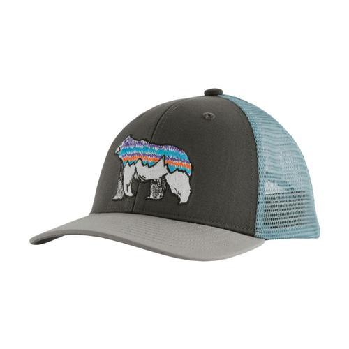 Patagonia Kids Trucker Hat Fgrey_ibfg