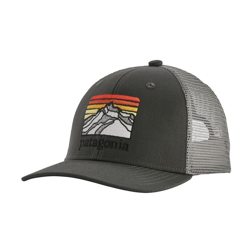 Patagonia Kids Trucker Hat FGREY_LLFG