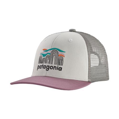 Patagonia Kids Trucker Hat Purp_frwv