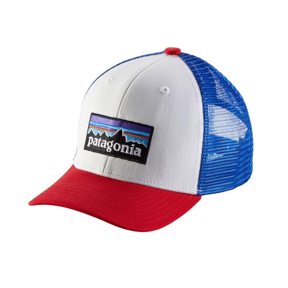 Patagonia Kids Trucker Hat WHT_PLWT