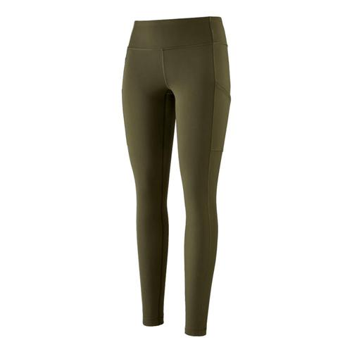 Patagonia Women's Pack Out Tights Green_bsng