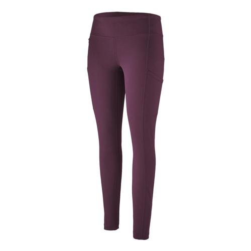 Patagonia Women's Pack Out Tights Plum_dpm