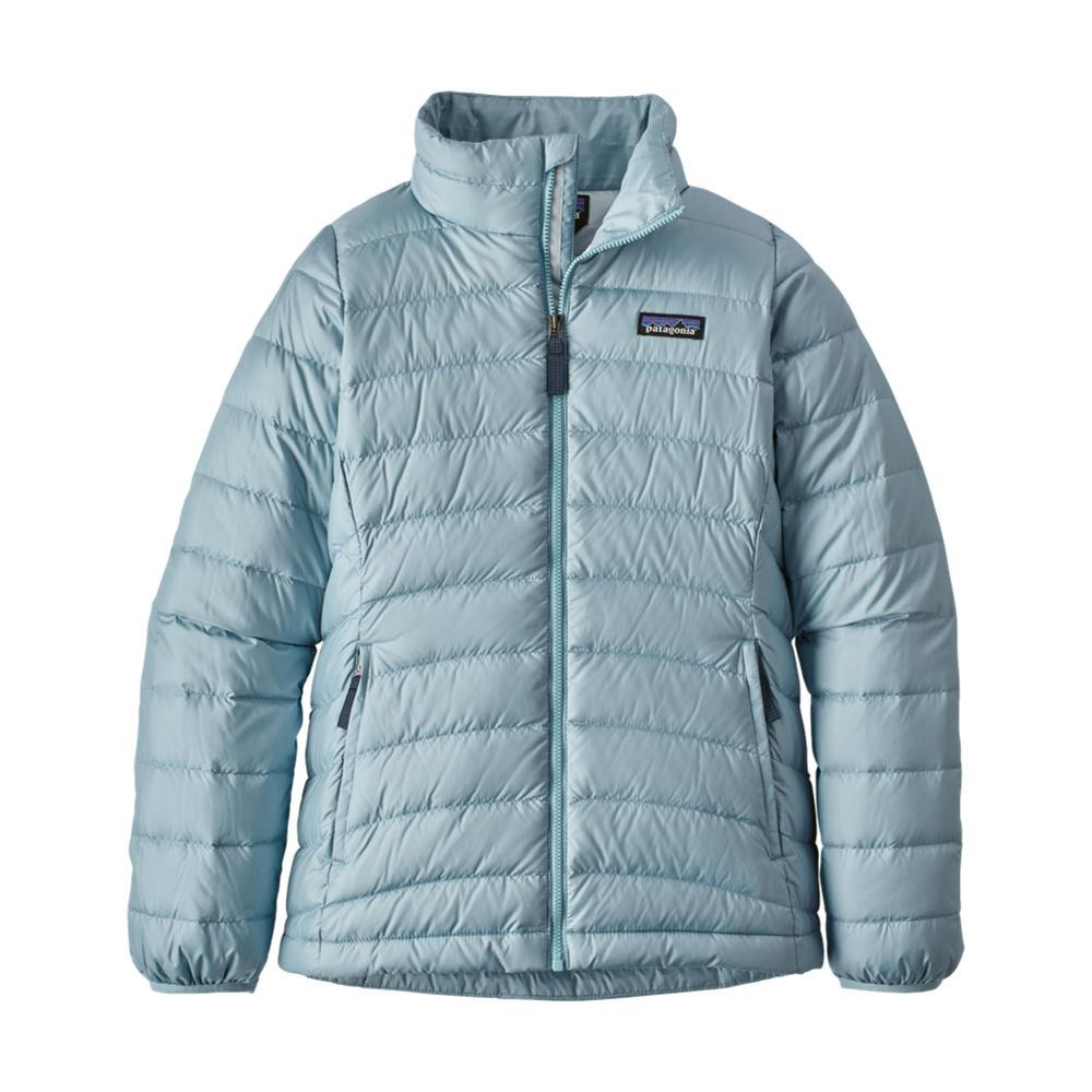 Patagonia Girls Down Sweater Jacket SKYBL_BSBL