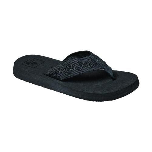 Reef Women's Sandy Sandals Blk/Blk Bk2