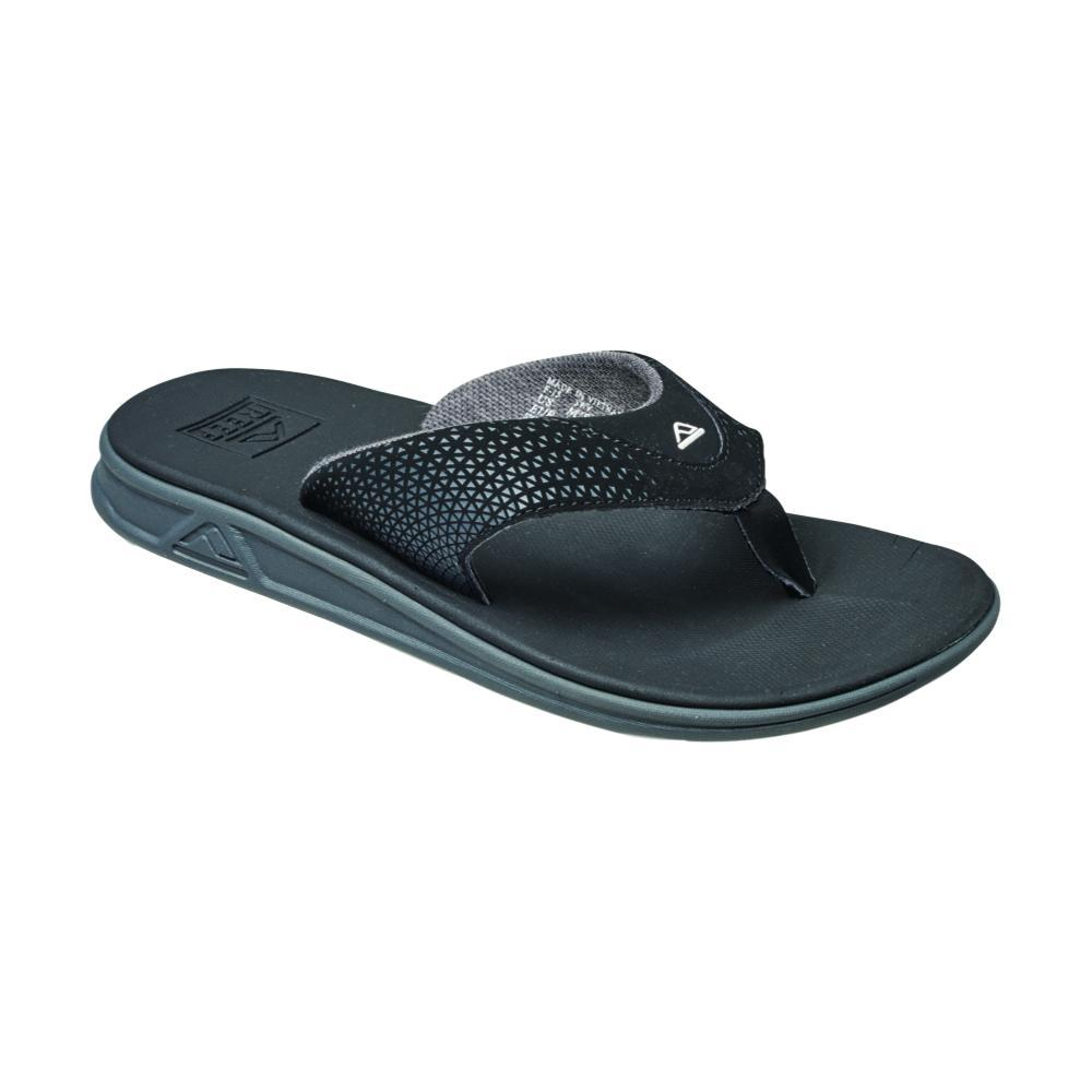 Reef Men's Rover Sandals BLACK