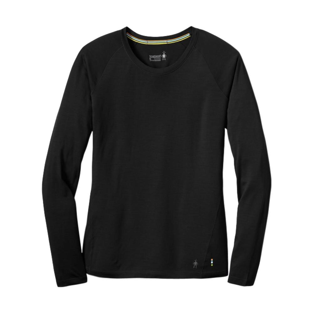 Smartwool Women's Merino 150 Base Layer Long Sleeve Top BLACK_001