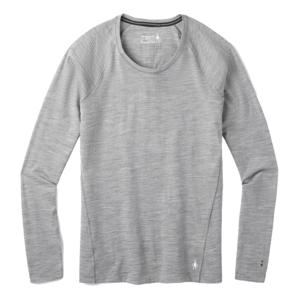 Smartwool Women's Merino 150 Base Layer Long Sleeve Top LGRAYH_545