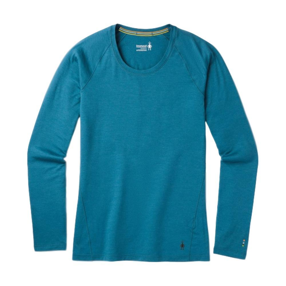 Smartwool Women's Merino 150 Base Layer Long Sleeve Top LTMBLU_B38
