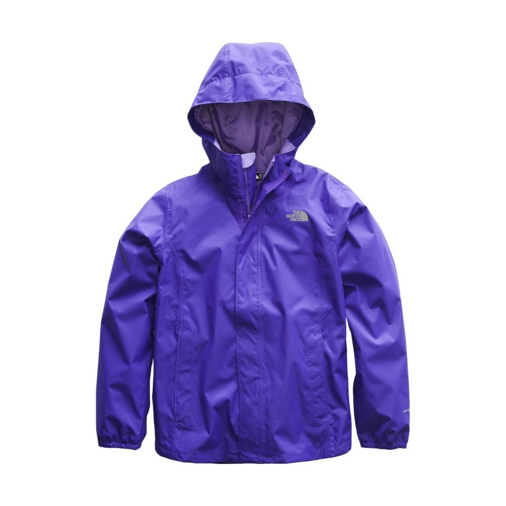 The North Face Girls Resolve Reflective Jacket DEEPBLUE_3XZ
