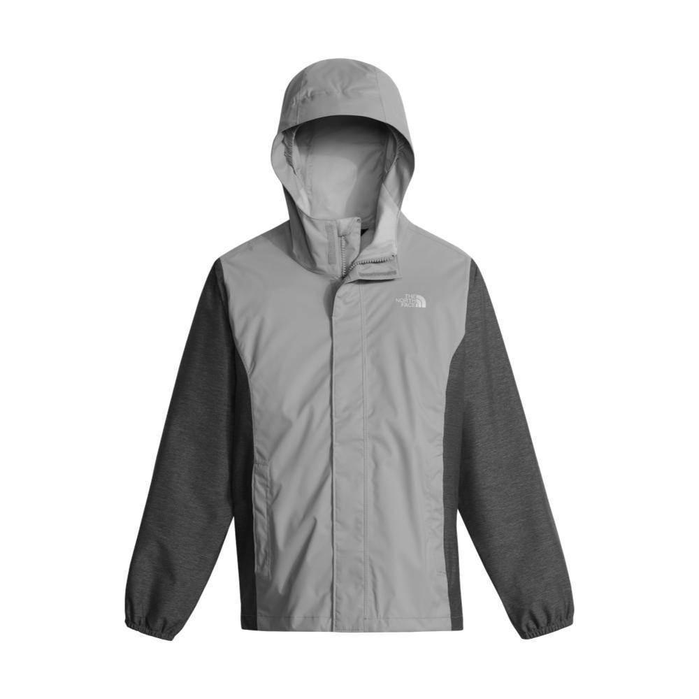 The North Face Girls Resolve Reflective Jacket MTLSLVR85V