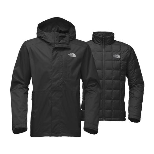 The North Face Men's Altier Down Triclimate Jacket Black_kx7