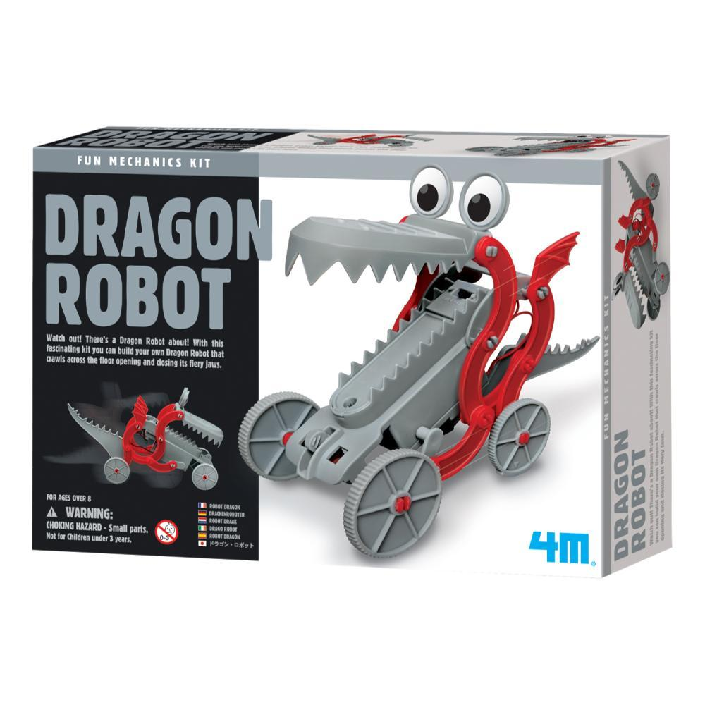 Toysmith 4m Dragon Robot Making Kit