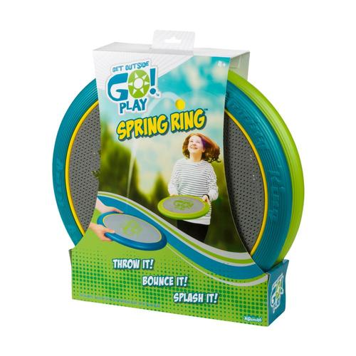Toysmith Get Outside GO! Spring Ring Game