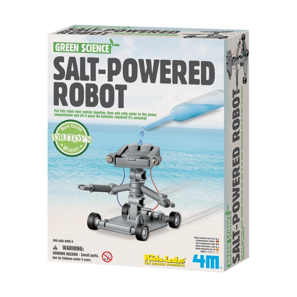 Toysmith 4m Salt Powered Robot Making Kit